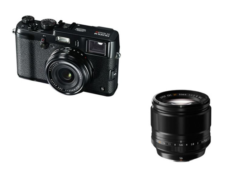 CES 2014 : X100s noir et XF-56 mm f/1.2 pour Fujifilm
