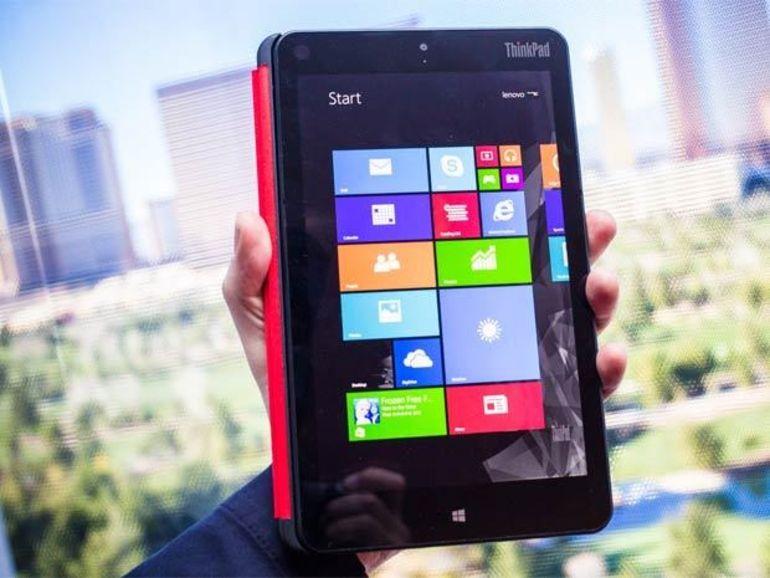 CES 2014 : les ThinkPad X1 Carbon et ThinkPad 8 de Lenovo