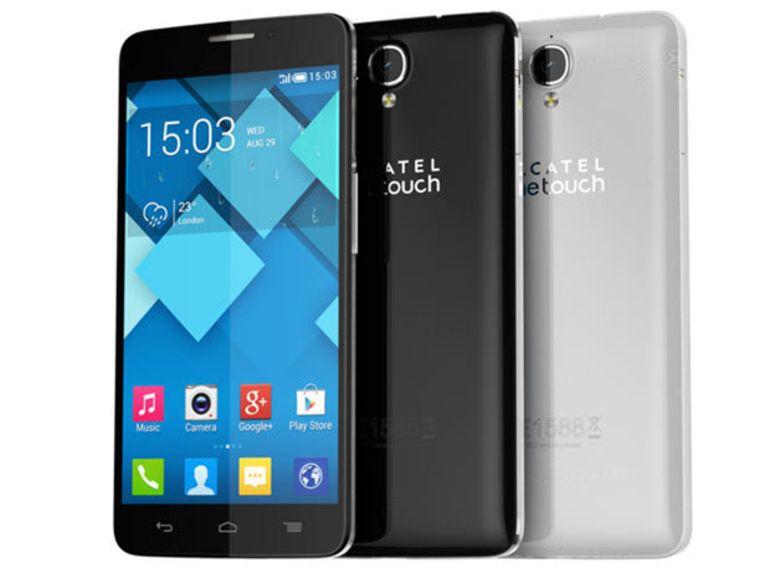 CES 2014 : Alcatel présente l'Idol X+, son smartphone à huit coeurs