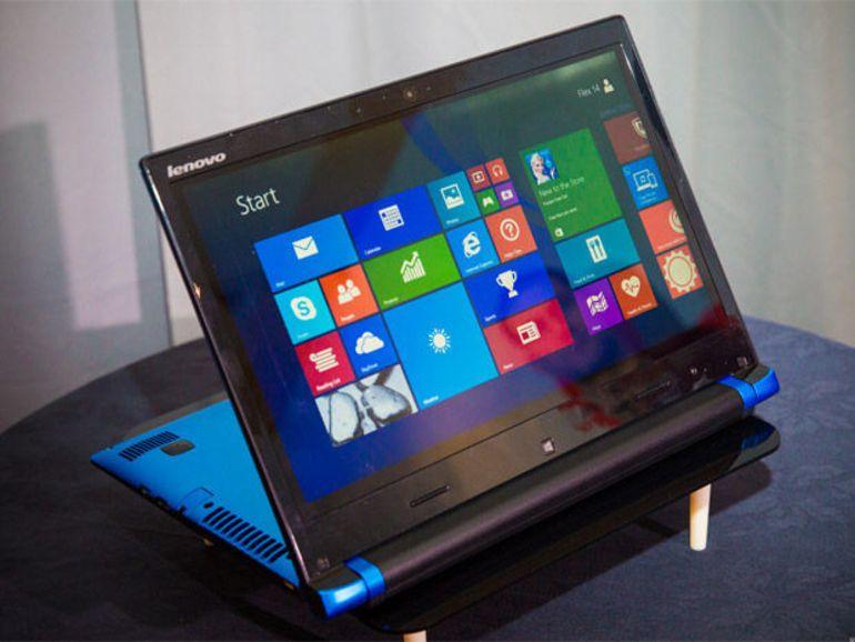 CES 2014 : Lenovo met à jour ses gammes avec les Miix 2, Yoga 2 et Flex 14D et 15D