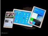 CES 2014 - Samsung Galaxy TabPro 12,2, 10,1 et 8,4 pouces : les caractéristiques