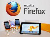 CES 2014 : Firefox OS va débarquer sur des Smart TV, des cartes-mères et des tablettes