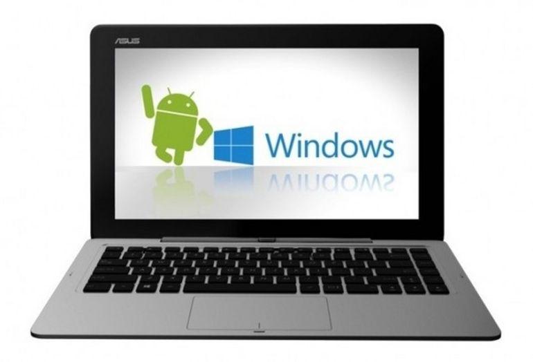 CES 2014 : Android et Windows, Intel pousse le Dual OS sur tablette et PC convertible