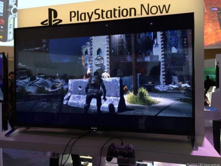 CES 2014 : PlayStation Now, le nouveau service de jeu en streaming de Sony
