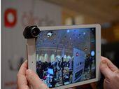 CES 2014 : l'objectif Olloclip compatible avec les iPad