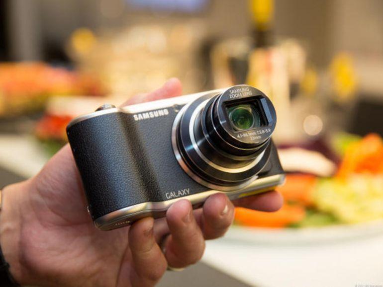 CES 2014 : le Samsung Galaxy Camera booste ses caractéristiques en version 2