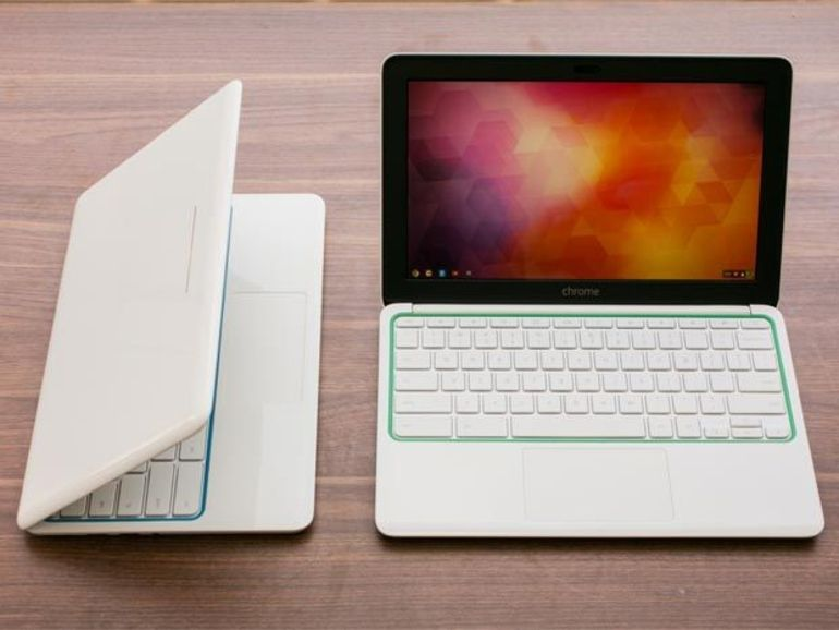 HP ajoute discrètement la 4G au Chromebook 11