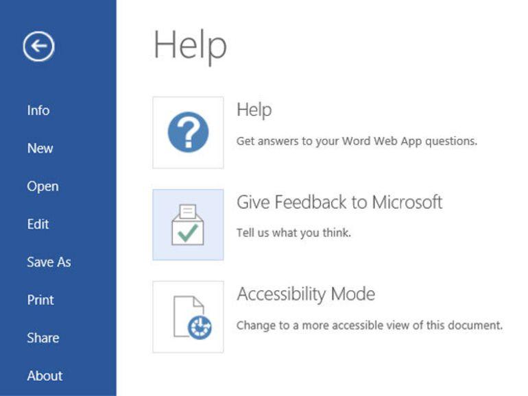 Office Web Apps : Microsoft a retravaillé le design et amélioré l'interface