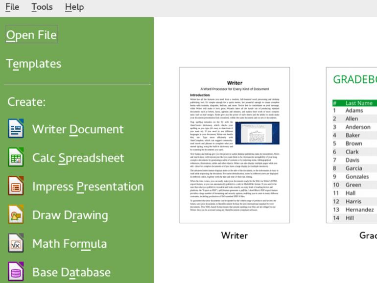 Libre Office 4.2 : compatibilité et intégration dans Windows améliorée