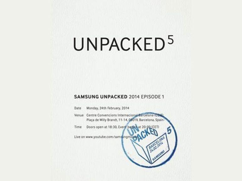 MWC 2014 : Samsung pourrait dévoiler trois Galaxy Tab 4 de 7, 8 et 10,1 pouces