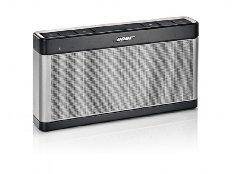 Bose dégaine sa nouvelle enceinte Bluetooth SoundLink III
