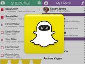 Une vulnérabilité de l'application Snapchat peut faire planter un iPhone