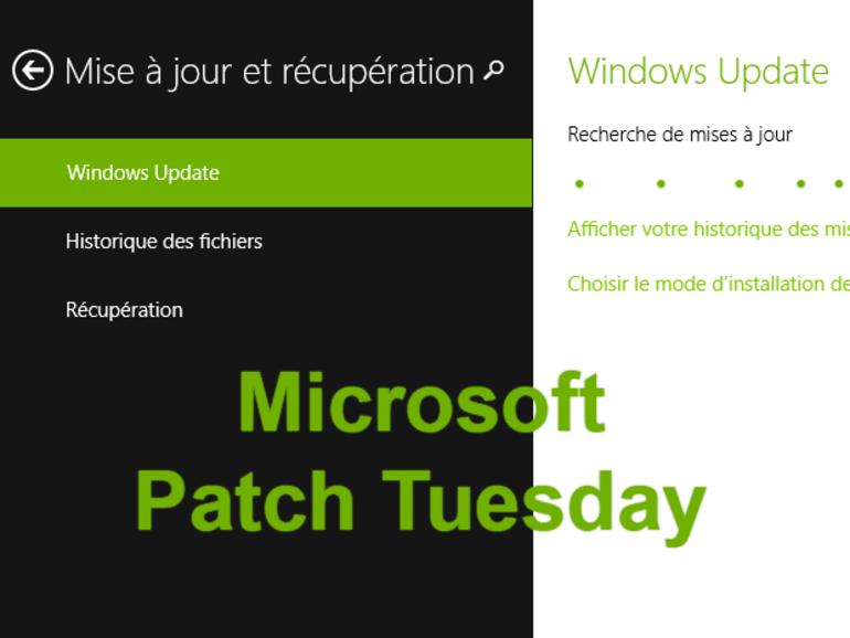 Microsoft corrige en urgence une faille d'Internet Explorer via le Patch Tuesday