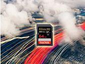 SanDisk présente la carte SD la plus rapide