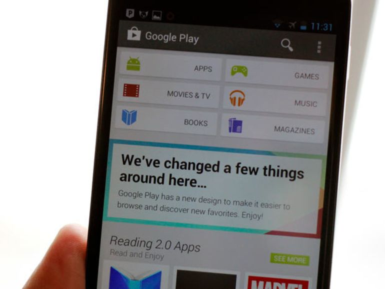 Achetez sur Google Play, payez sur la facture Orange