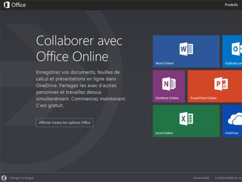 Office Online débarque sur le Chrome Web Store