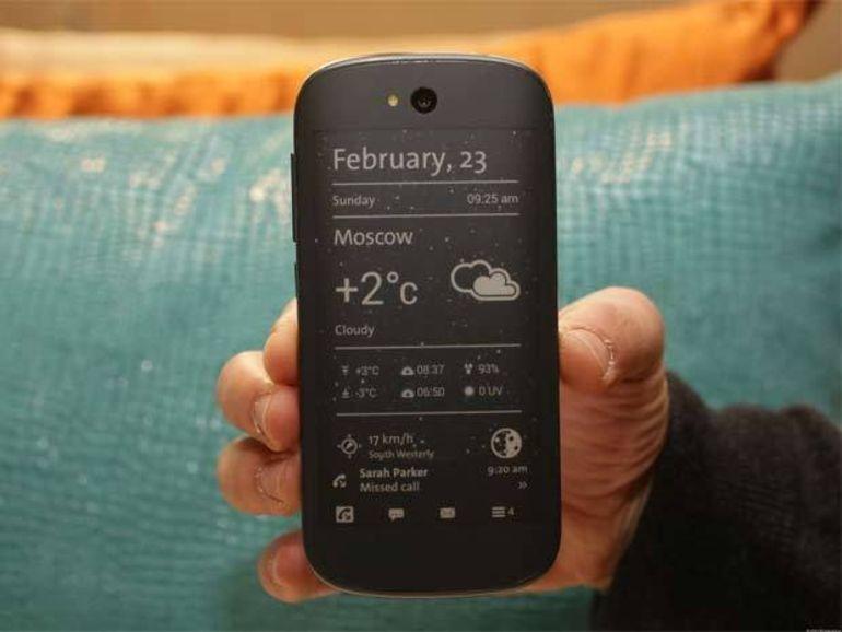 MWC 2014 - YotaPhone, le retour du double écran