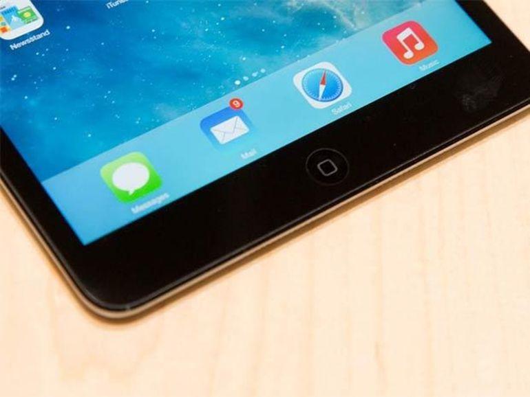 iOS 7.1 révèle deux nouvelles références d'iPad