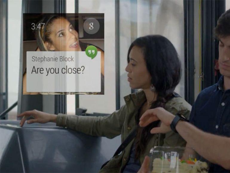 Google lance Android Wear pour les objets connectés