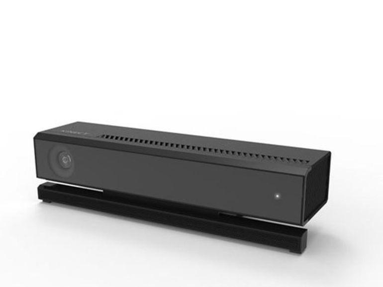 Le Kinect pour Windows version 2 se montre