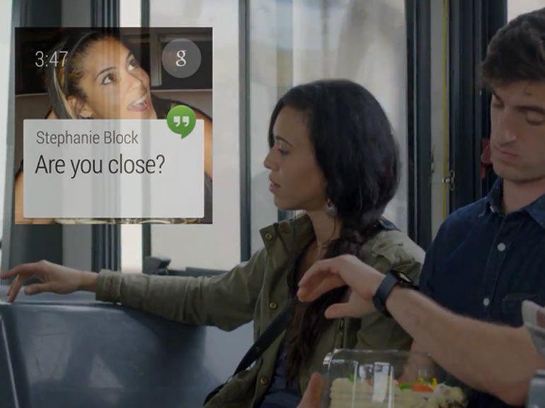 Microsoft présente un clavier virtuel pour les smartwatches sous Android Wear