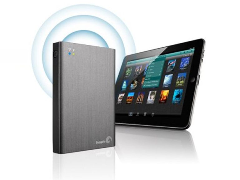 Seagate Wireless Plus