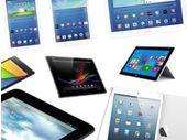 Meilleures ventes de tablettes, septembre 2016
