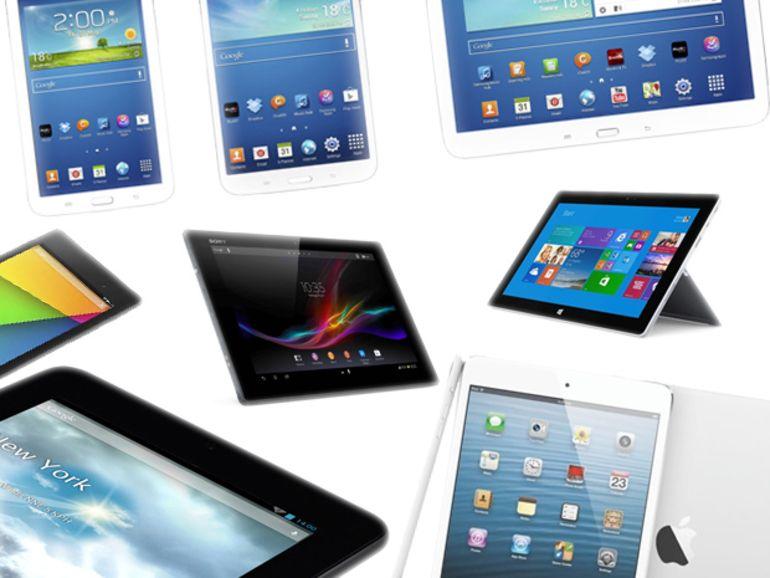 Ventes de tablette en Europe : Apple s'effondre, Samsung reprend la tête