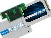 Performances et autonomie  : Crucial renouvelle ses disques SSD avec le M550