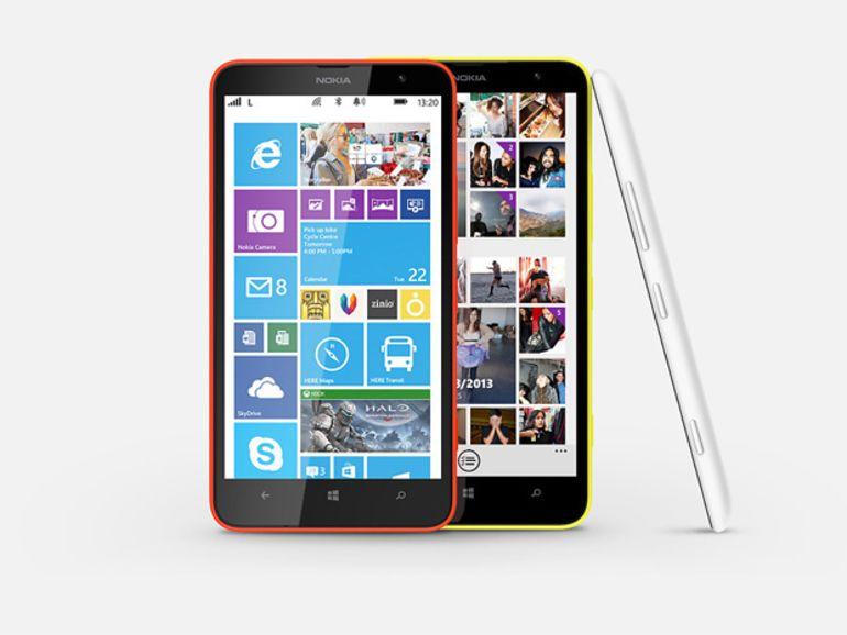 Bon plan : le Lumia 1320 à 149€ chez Boulanger