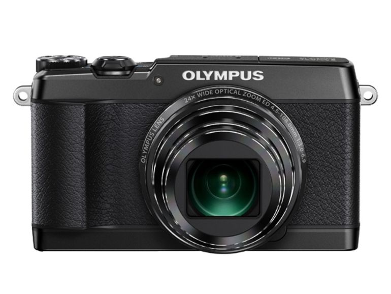 Olympus SH-1 : un compact à gros zoom avec Wi-Fi