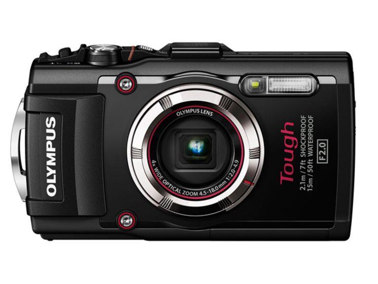 Olympus prépare l'été avec un nouvel appareil photo tout-terrain : le Stylus Tough TG-3
