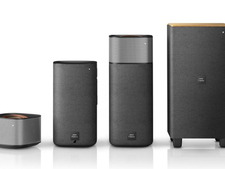 Philips Fidelio E5 : un système Home Cinéma presque sans fil