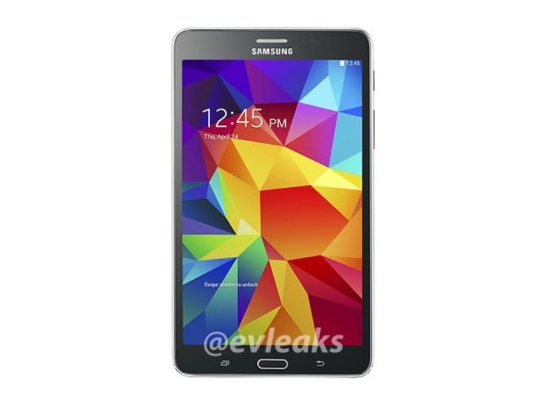 Samsung Galaxy Tab 4 : première photo de la version 7 pouces