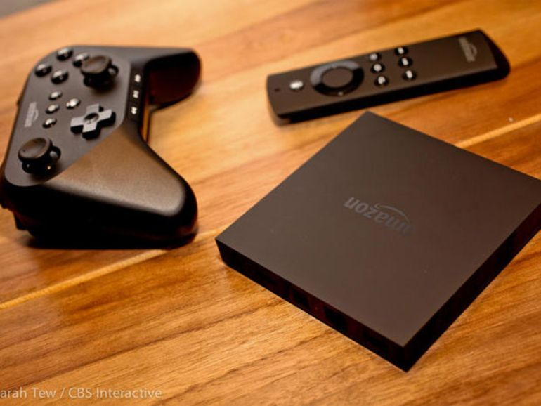 Amazon Fire TV : l'Apple TV version Amazon