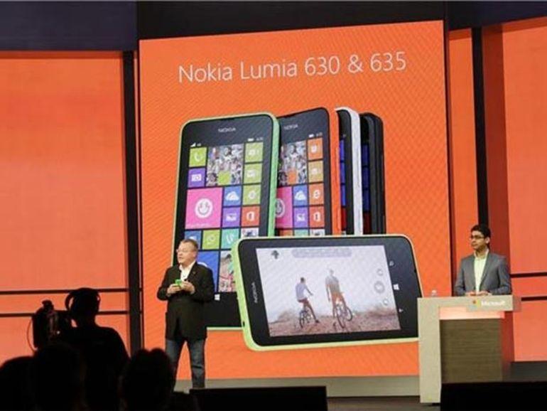 Lumia 630, Lumia 635 et Lumia 930 : Nokia renouvelle ses Windows Phone