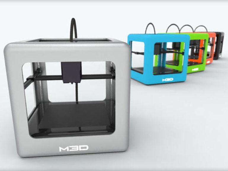 Micro : une imprimante 3D à moins de 300 dollars