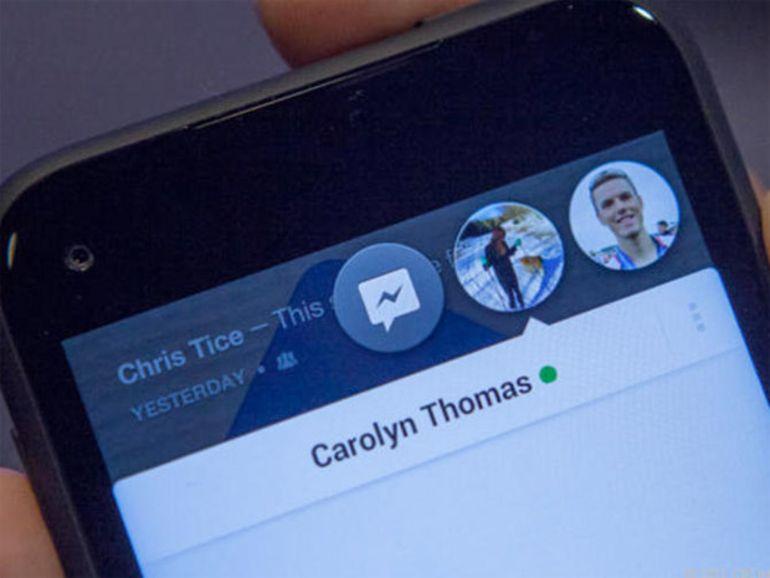 Facebook Messenger bientôt obligatoire pour le chat sur mobile