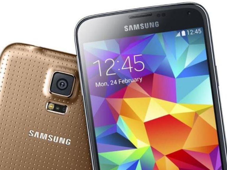 Bon plan : réduction de 17%  sur le Samsung Galaxy S5