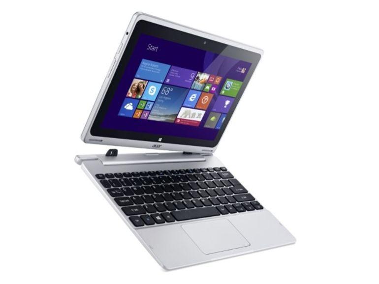 Acer dévoile son PC portable hybride Aspire Switch 10