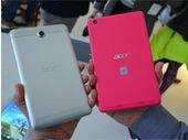 Acer Iconia One 7 et Iconia Tab 7 : deux tablettes 7 pouces de plus