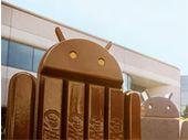 Android : KitKat bien installé avant l'arrivée de Lollipop