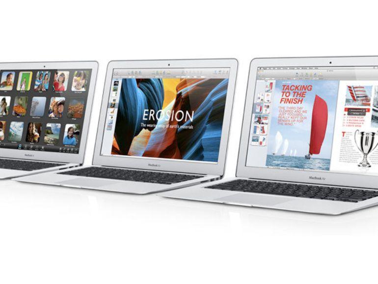 Nouveaux MacBook Air : une baisse de prix avec de nouveaux processeurs