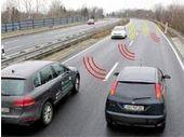 Le téléphone mobile utilisé pour détecter la circulation à contresens