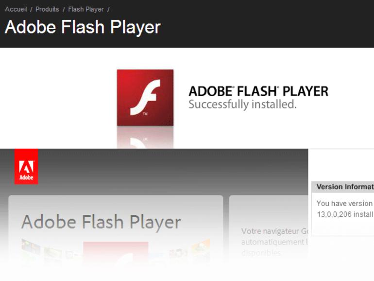 Flash Player : deux failles nécessitent une mise à jour