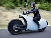 Quand la moto électrique joue la carte du design