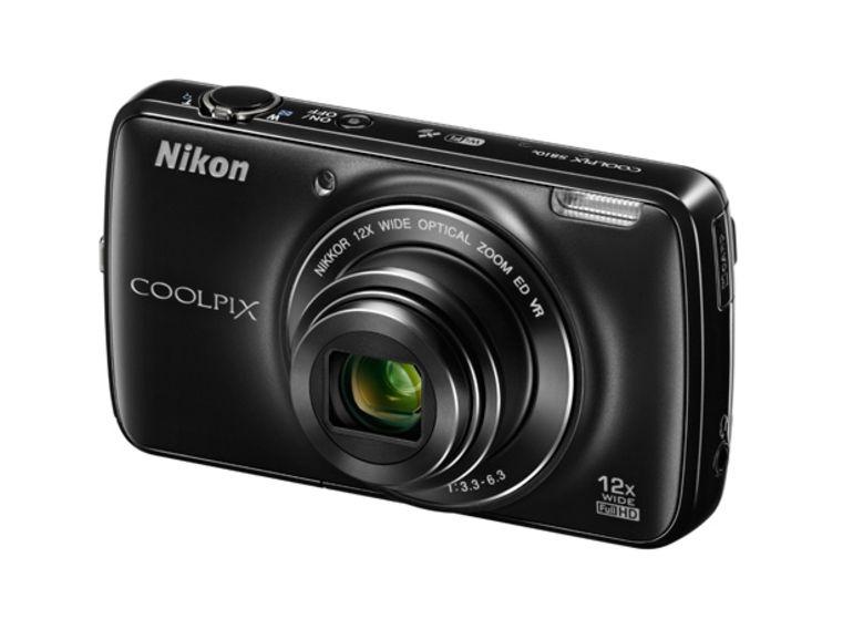 Nikon S810c, Nikon met son Android à jour