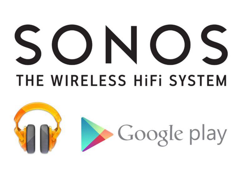 Sonos ajoute Google Play Music à ses enceintes