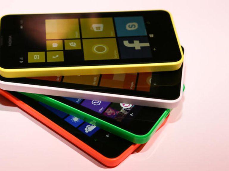 Le Nokia Lumia 630 est disponible en France à 169 euros