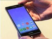 Huawei Ascend P7 : prix, sortie et vidéo de prise en main